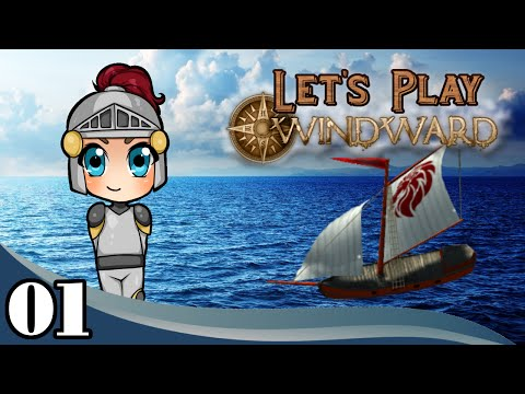 Let's Play Windward - Ep. 1: Totally Not Sid Meier's Pirates! | Windward Gameplay/Walkthrough