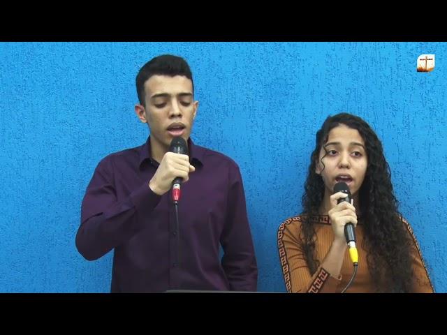 Minha Vida Vem Guiar   Elias e Raquel   Tabernáculo da Fé Campinas/SP