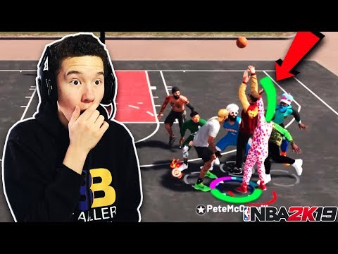 TOP 10 MISSED GREEN LIGHTS IN NBA 2K19 PART 2!! (Hilarious Reactions) He Really Air Balled That...