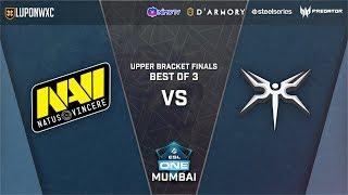 Natus Vincere vs Mineski Game 1 (BO3) | ESL One Mumbai 2019 Upper Bracket Finals