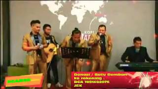 Arvindo simatupang Boru buha baju#cover#KAN'S trio,secara live streaming