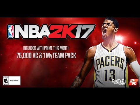 NBA 2K17: HOW TO GET 75K FREE VC!!!