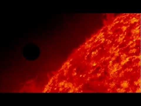 Транзит Венеры по диску Солнца 2012 / Venus Transit 2012