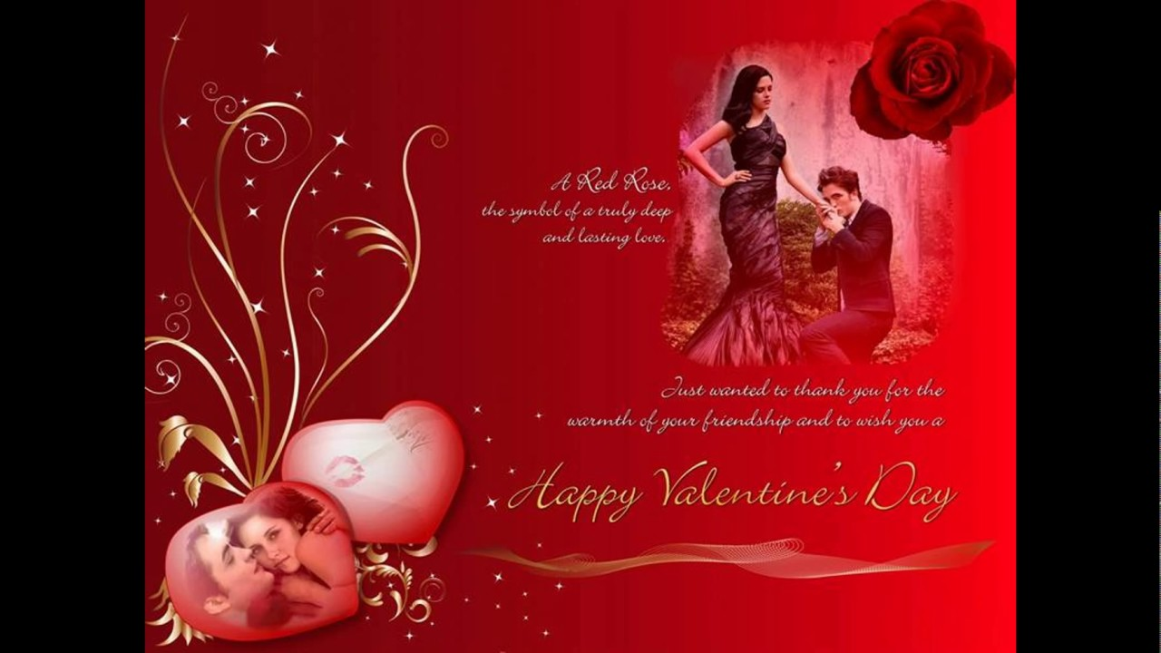 Happy valentines day 2017 cards images wallpapers youtube kristyandbryce Choice Image