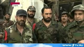 Посольство России в Сирии Стало Мишенью Для Боевиков  2013