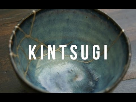 Kintsugi: The Centuries-Old Japanese Craft of Repairing Pottery with Gold & Finding Beauty in Broken Things