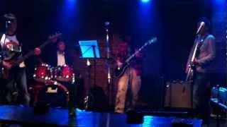 2013年02月06日 北千住Knockのセッションで演奏した、Thin Lizzyの「Bla...