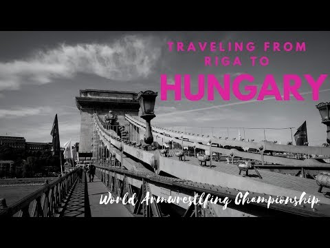 Traveling to 2017 WAF WORLDS From Riga to Budapest
