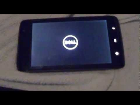 Dell Streak 5 Android 2.3.3 Gingerbread Rom Update