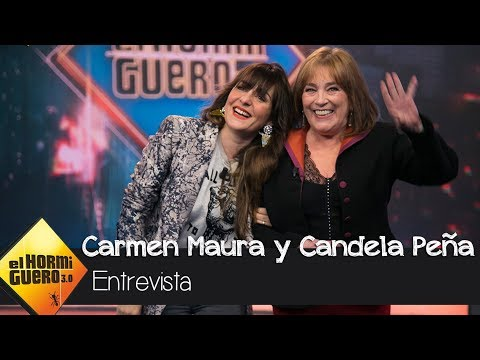 Carmen Maura enseña su infalible truco para llorar cuando el guion lo requiere - El Hormiguero 3.0