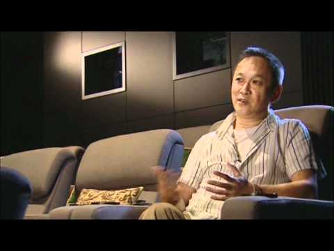 From the Page to the Silver Screen_An Interview with writer Teddy Chen