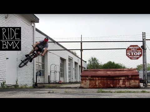 DAILY GRIND: REROUTING – TONY CHERRY