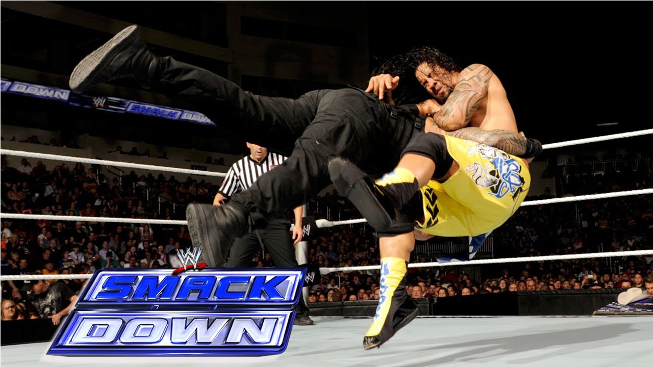 The Usos vs. Seth Rollins & Roman Reigns: SmackDown, May ...