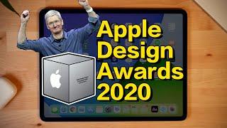 【Apple Design Award】8款獲獎軟件評測!Feat.iPad Pro