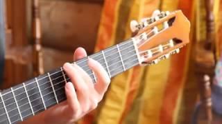 Видео уроки игры на гитаре Урок 3 Настройка гитары