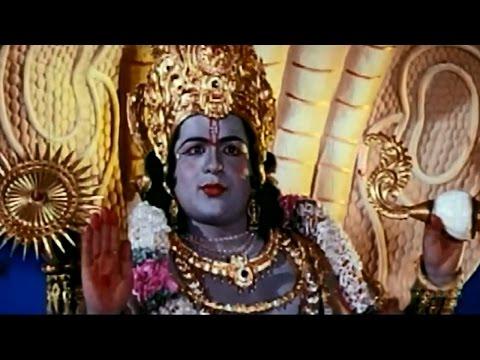 Brahmarshi Viswamitra Movie || Vishnu Avataras Video Song || NTR, Balakrishna