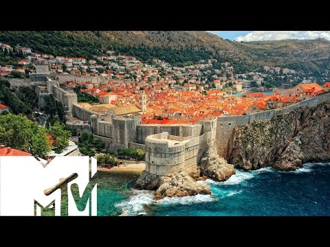 Game Of Thrones IRL: Croatia Locations Tour | MTV