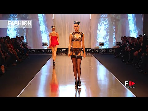 LAUMA GRAND DEFILE Lingerie & Swim Fall 2018 CP Moscow - Fas