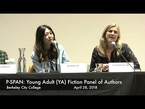 P-SPAN #629: Berkeley City College: Panel of Young Adult (YA) Fiction Authors