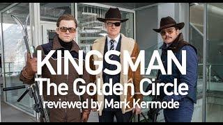 Kingsman: The Golden Circle reviewed by Mark Kermode