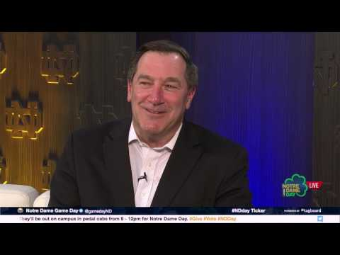 Interview with Indiana Senator Joe Donnelly '77 '81 J.D. - 2017 Notre Dame Day