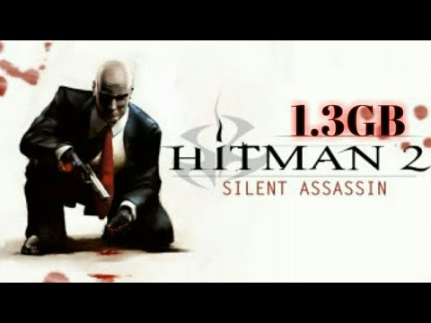 How To Run HITMAN 2 On ANDROID Device|1.3 GB|SAVAGE GAMERS