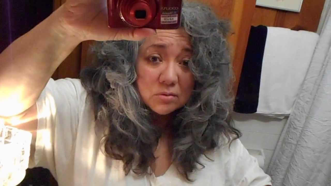 how to make oily hair look clean