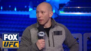 Josh Emmett Interview | POST-FIGHT | UFC on FOX