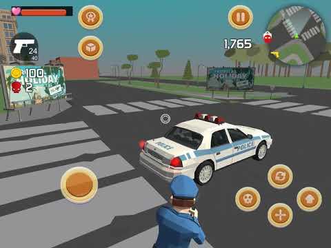 PolyCop 3D - Police Simulator (iPhone, iPad)