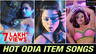 Top Odia HOT ITEM Songs | Non Stop Music Videos