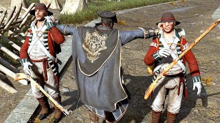 Assassin's Creed 3 Remastered Templar Master Rifle & Sword Rampage Ultra Settings