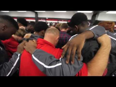 A Day in the Life of  Central High School Football Coach Jamey DuBose