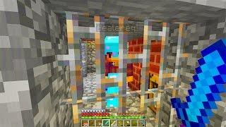 Minecraft: Dealereq nakrył mnie na zbrodni i UWIĘZIŁ!