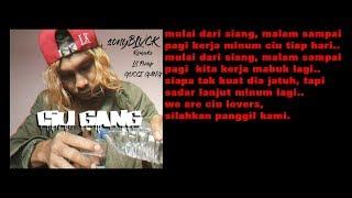 Ciu Gang sonyBLVCK remix Lil Pump Guci Gang Lyric