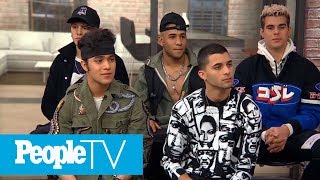Baixar CNCO Reveal The Inspiration Behind Their Steamy New Spanglish Single 'Pretend' | PeopleTV