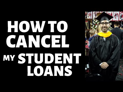 How To Cancel My Student Loans Due To Disability