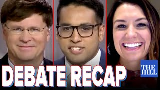 Krystal, Saagar, Ryan Grim react to last night's debate