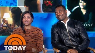 Taraji P. Henson And Lyriq Bent Talk About Their New Thriller, 'Acrimony' | TODAY