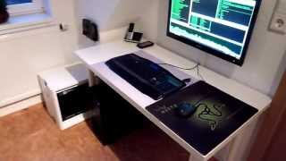 LD Systems Dave 8 XSW!!! 350W RMS im 7qm Schlafzimmer!!! Porcupine Tree Session I ;-)