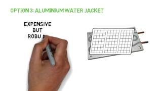 4 Different Methods for Cooling Solar PV Panels