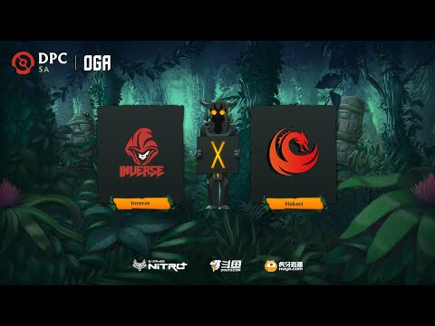Hokori vs Inverse - Dota Pro Circuit 2021 - Game 2