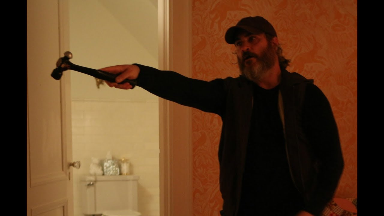 Download You Were Never Really Here - Hammer Fight in Apartment Scene (1080p)