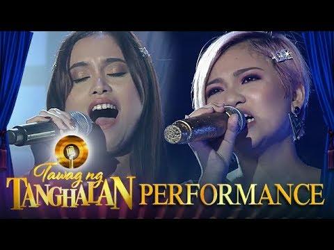 Nina Osorno vs. Alliyah Cadeliña   Tawag ng Tanghalan