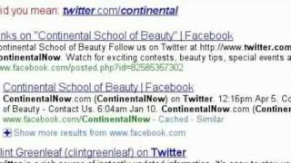 Get Your Search on With Continental School of Beauty Thumbnail