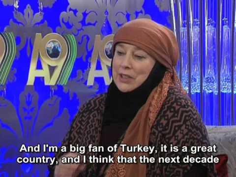 Mr. Adnan Oktar's live conversation with British journalist Yvonne...