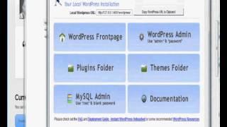 مكان التحميل طريقة تحميل برنامج Instant Wordpress