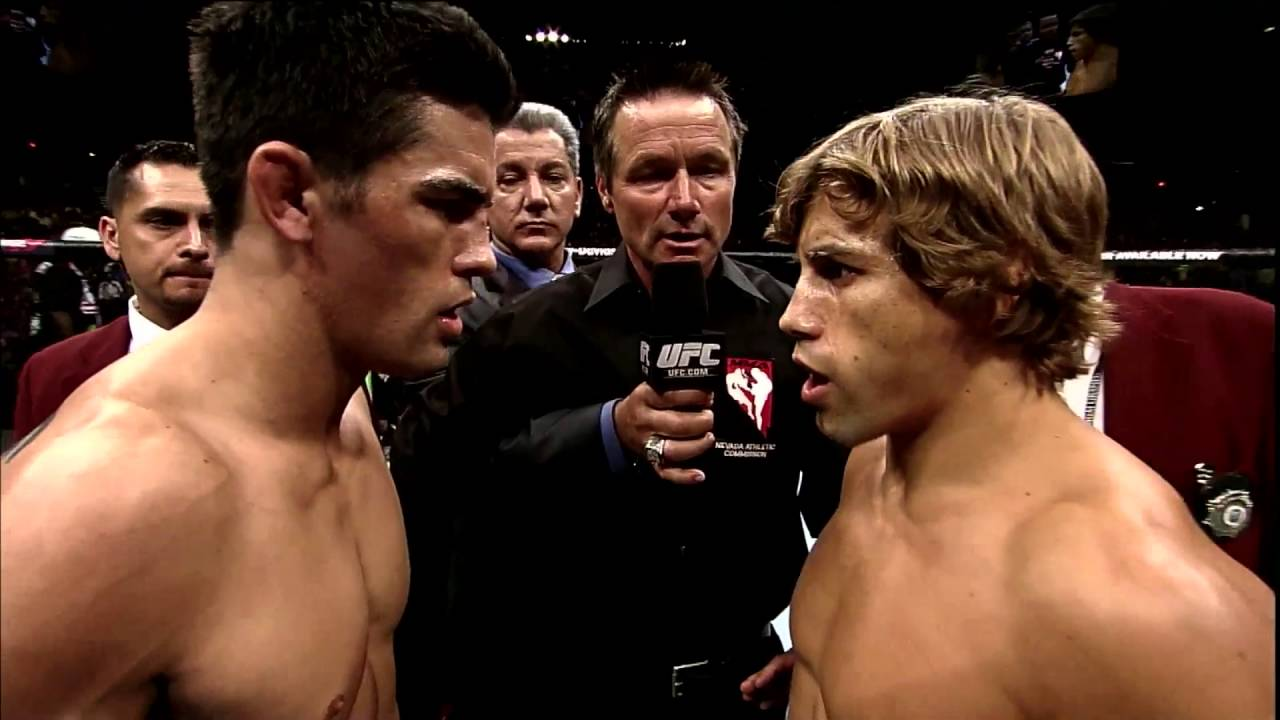 UFC 199: Cruz vs Faber - Hate Runs Deep - YouTube