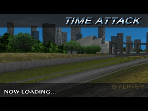Cyber Formula Road to the Infinity4 SYDNEY Time attack