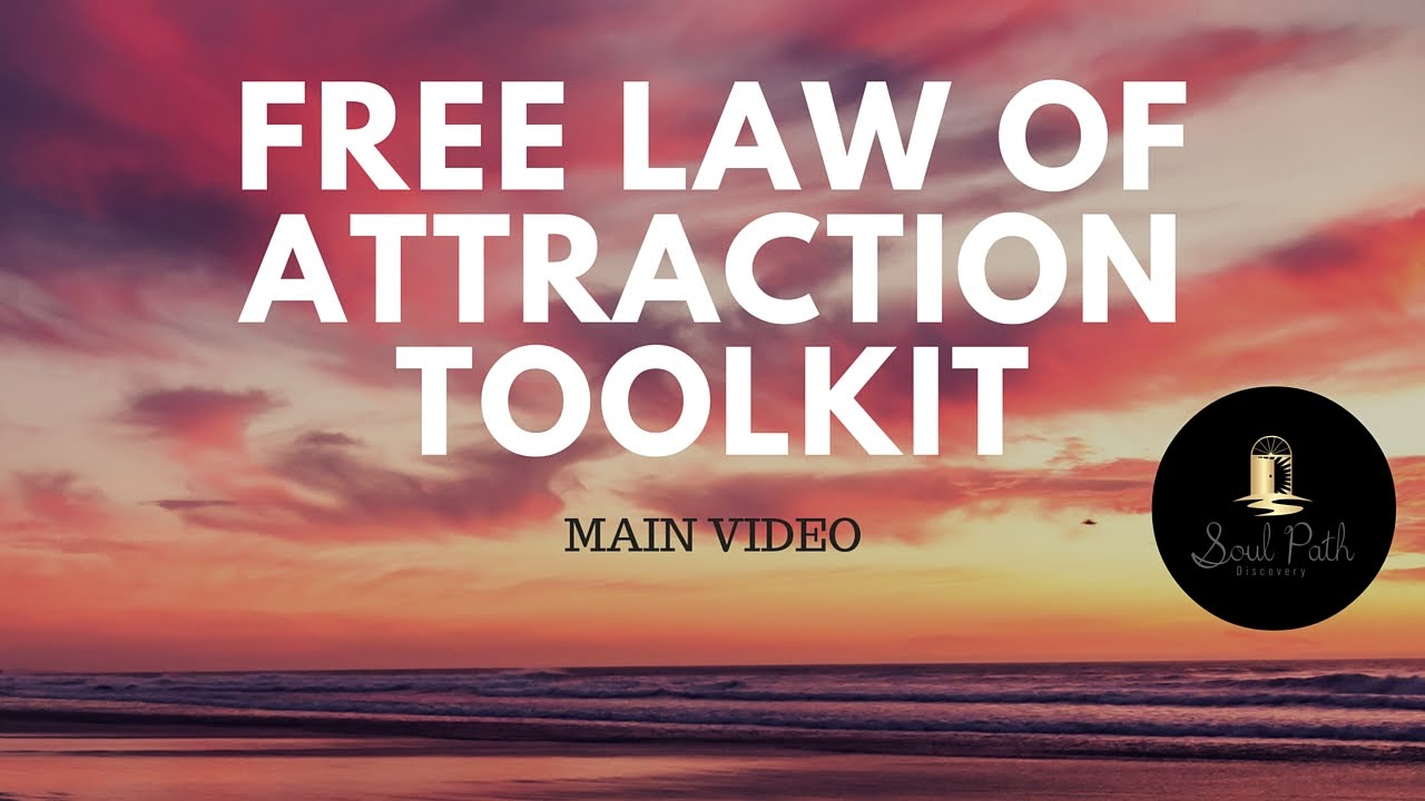 free law of attraction tool kit