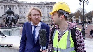 bobby mair gets a builder s quote on buckingham palace news thing